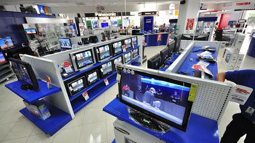 Congelan precios de TV, celulares, microonda y aires acondicionados