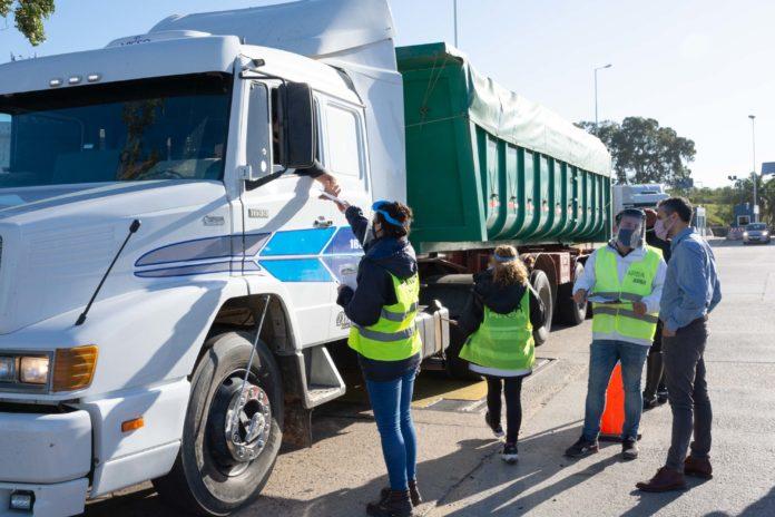 ARBA detectó $ 100 millones de mercadería en infracción en controles realizados en rutas
