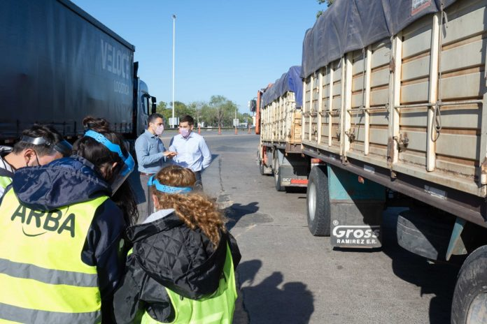 Provincia intensifica fiscalización sobre comercio de granos para evitar maniobras de contrabando
