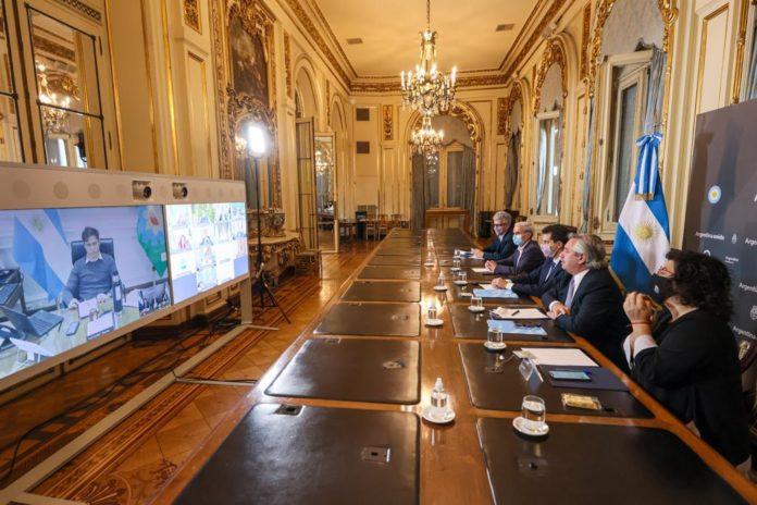 Fernández define medidas: Se inclinaría prorrogar suspensión de presencialidad