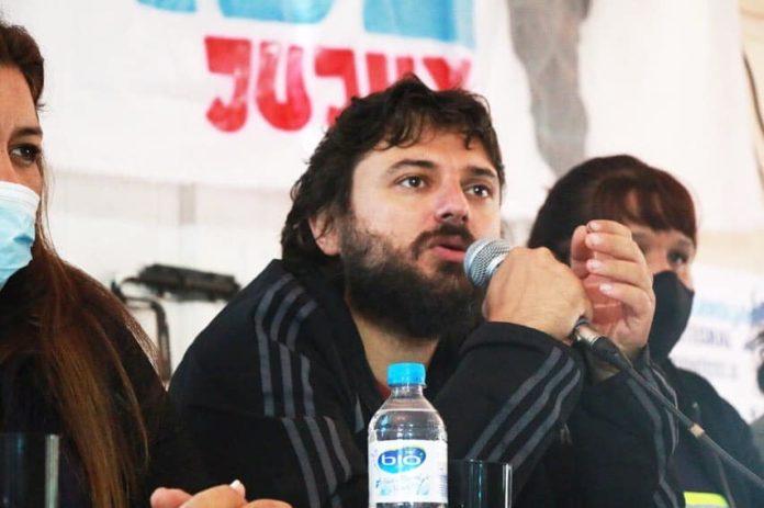 Juan Grabois fue designado miembro del