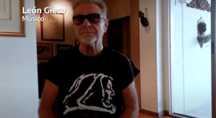 León Gieco se suma a los homenajes a los combatientes de Malvinas