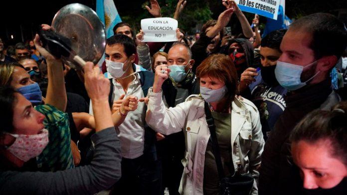 Los consejeros del Partido Justicialista (PJ) bonaerense repudiaron este viernes los dichos de la presidenta del PRO, Patricia Bullrich