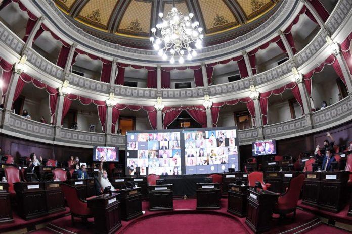 El Senado aprobó anoche el paquete impositivo enviado por Axel Kicillof