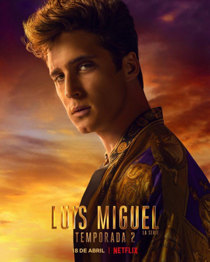 Llega la segunda temporada de la serie de Luis Miguel a Netflix