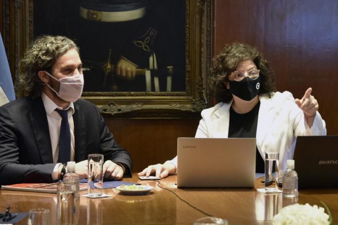Coronavirus: Nación convocó a autoridades de la Provincia y de la CABA
