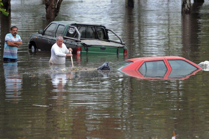 A ocho años de la peor inundación que afectó La Plata y dejó, según cifras oficiales, 89 muertos.