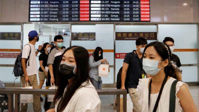 """Afirman que el """"Modelo de Taiwán"""" se convirtió en un ejemplo mundial de manejo de la pandemia."""