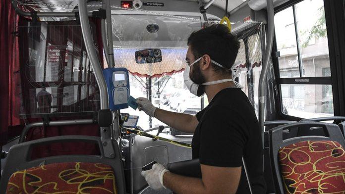 La Provincia inició controles al transporte público en puntos donde confluyen trenes y colectivos