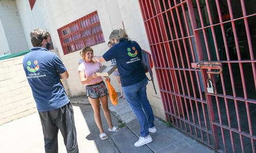 Tramitaron el documento a 50 mujeres y sus hijos alojados en penal bonaerense