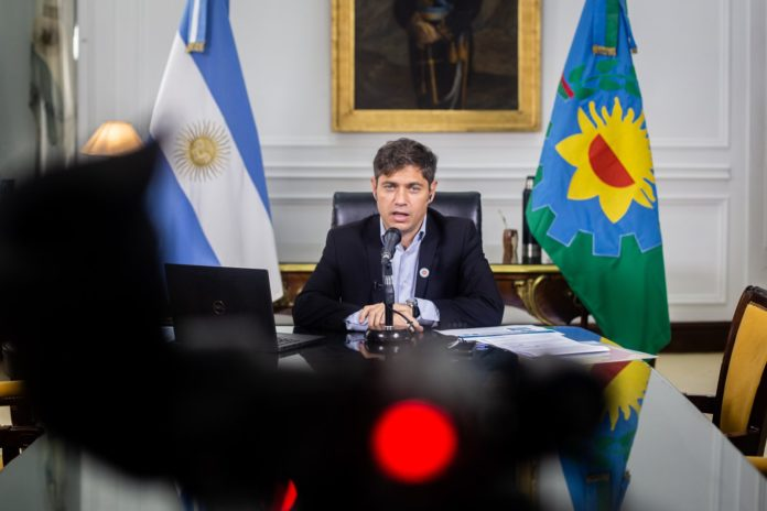 El gobernador dijo que las modificaciones en su Gabinete responden a una nueva etapa del Gobierno.
