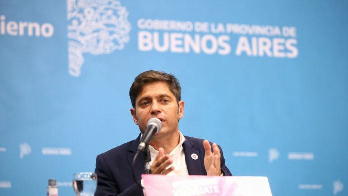 Kicillof respaldó a Federico Basualdo y dijo que las tarifas no pueden aumentar por encima del 9%