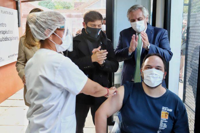 El gobernador Axel Kicillof encabezará este viernes un acto junto al presidente Alberto Fernández