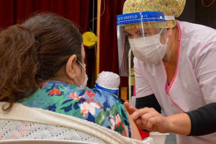 La provincia de Buenos Aires se acerca los 3 millones de vacunados