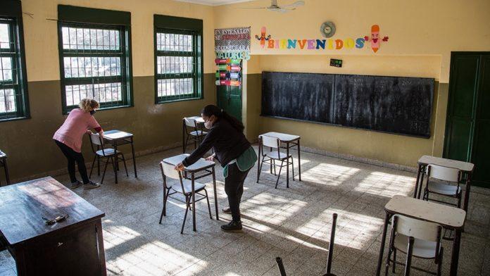 Los kioscos escolares podrán abrir con protocolos en la provincia