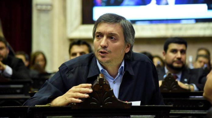 """Máximo Kirchner pidió que FMI """"cambie su lógica"""" y preció diferencias con Guzmán"""