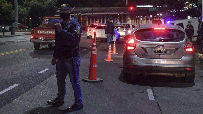 Más controles en los accesos a la provincia de Buenos Aires.
