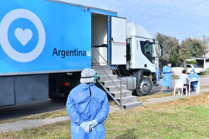 Provincia de Buenos Aires: récord de casos y un aumento del 50% en el interior