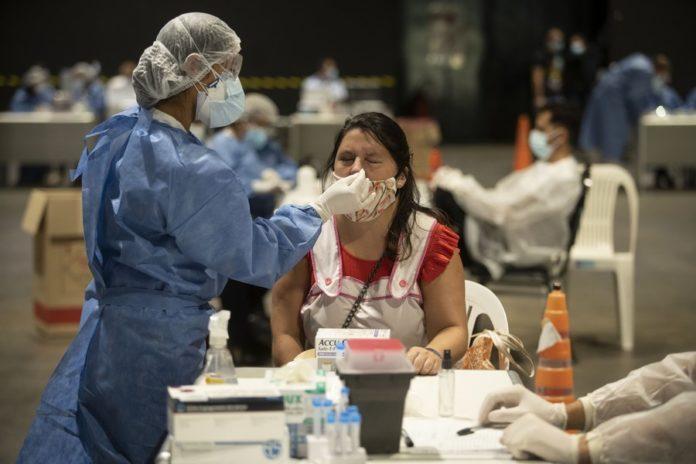Coronavirus: Argentina superó los 85 mil fallecidos