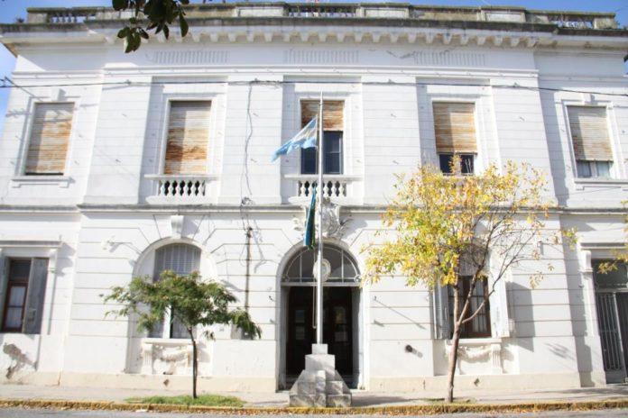La comisaría de la ciudad de Tres Arroyos