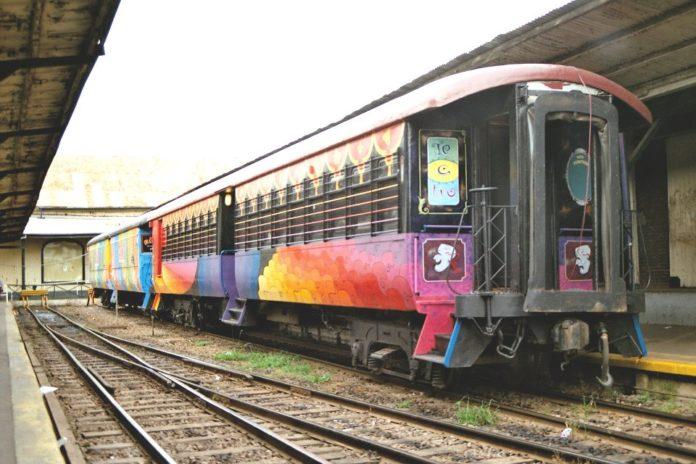 El Tren Cultural que anduvo hace años por la provincia volverá a las vías.