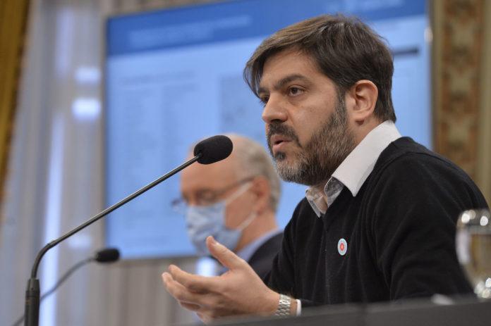 """Presencialidad escolar: Bianco dijo que """"no hay discriminación"""" del interior"""