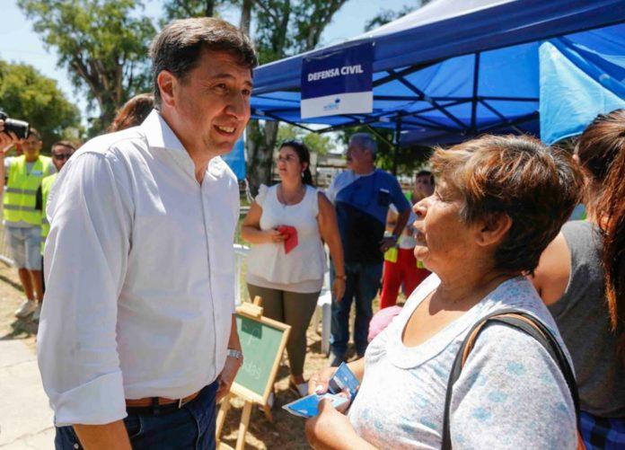 El ministro de Desarrollo Social, Daniel Arroyo, habló del impacto en las personas más vulnerables.