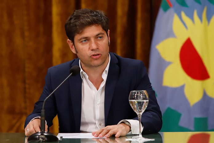 """Kicillof: """"Lo Intendentes plantean a Kicillof plan para acelerar reaperturas en el interiorestá haciendo la oposición es muy extemporáneo"""""""