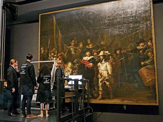 Usan inteligencia artificial para restaurar un Rembrandt vandalizado en varias oportunidades desde 1715