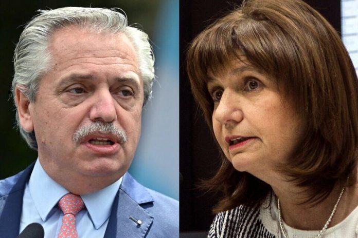 Fracasó la mediación y Fernández demandará a Bullrich por difamación