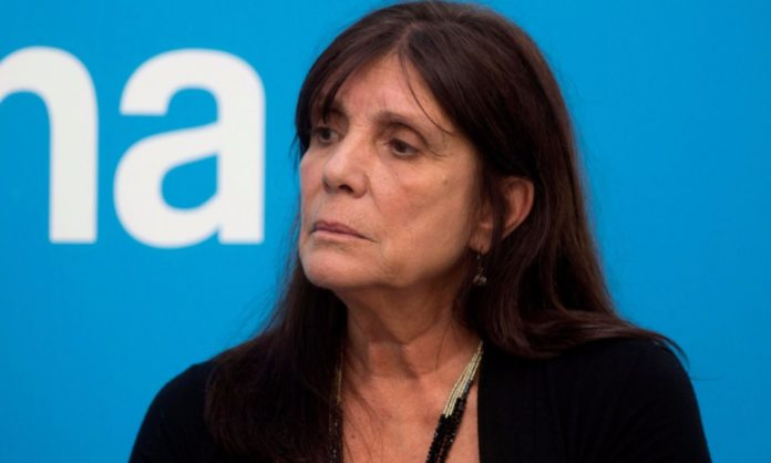 """Teresa García: """"Vidal tiene un comportamiento político intermitente"""""""