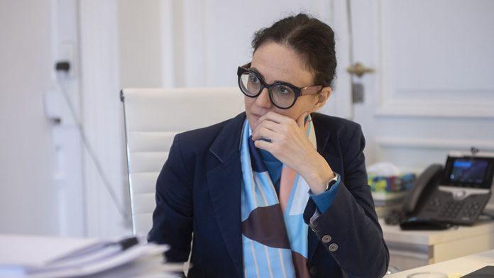 La vicejefa de Gabinete de la Nación, Cecila Todesca Bocco