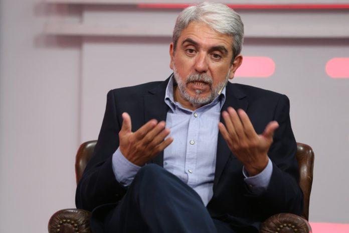 Aníbal Fernández, ministro de Seguridad.