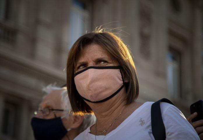 Bullrich aludió en medios periodísticos a supuestos delitos relacionados con la vacuna Pfizer.