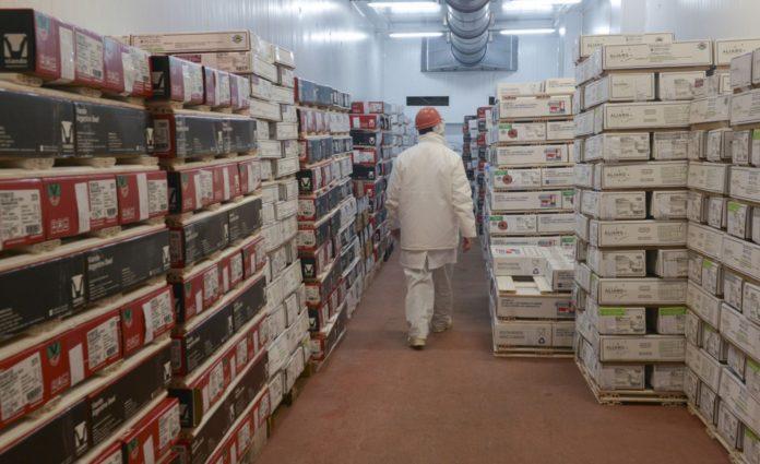 Las exportaciones de alimentos crecieron un 83,3% interanual en abril