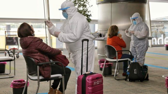 Detectan que un 40% de las personas que vuelven del exterior no cumplen con la cuarentena obligatoria