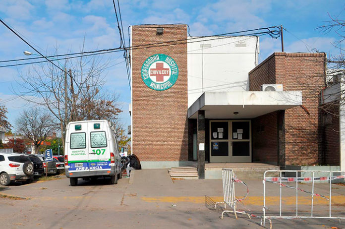 El hospital de Chivilcoy busca personal médico de dos especialidades