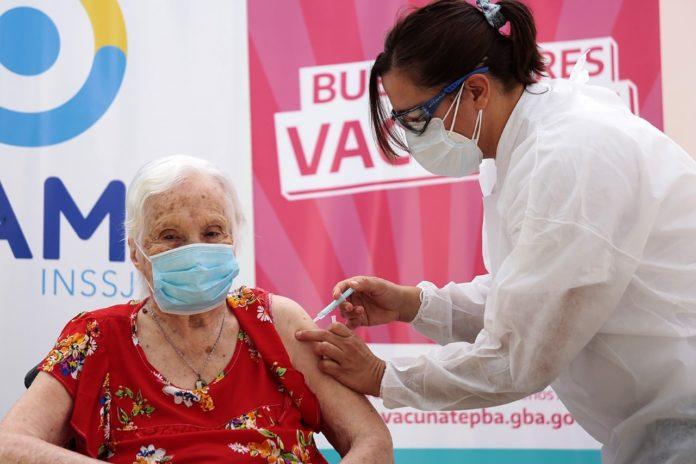 Provincia superó los 6 millones de vacunados contra el coronavirus