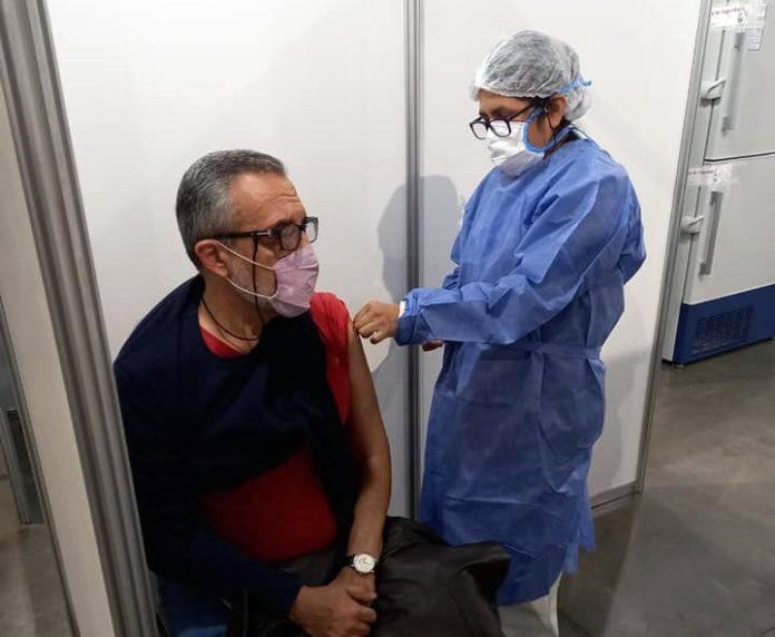 Desde que comenzó la campaña de vacunación contra la Covid-19 ya se distribuyeron 18 millones de dosis.