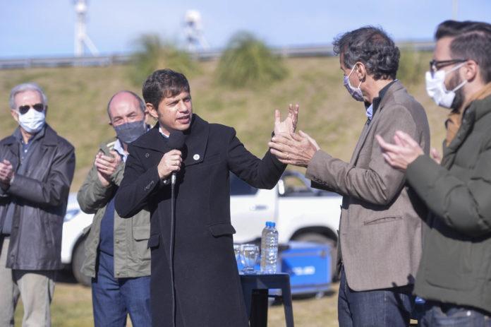 El gobernador Axel Kicillof anunció el llamado a licitación para la primera etapa de las obras para la ruta provincial 6
