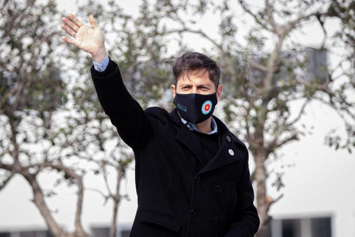"""Kicillof contra Juntos: """"Se llamen como se llamen, el pueblo tiene memoria"""""""