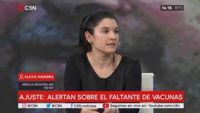 Alexia Navarro quedará a cargo de subsecretaría de Atención y Cuidados Integrales