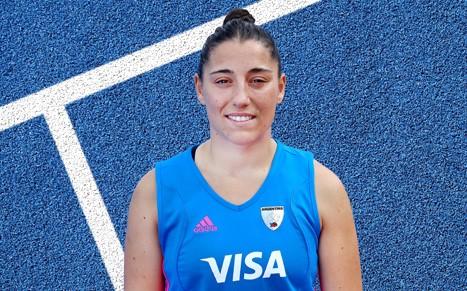 """Clara Barberi: """"Calculo que voy a terminar de caer el día que pise la Villa Olímpica"""""""