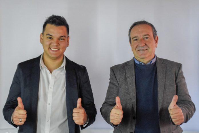 El ex Gran Gran Hermano Brian Lanzelotta lanzó una candidatura en La Matanza