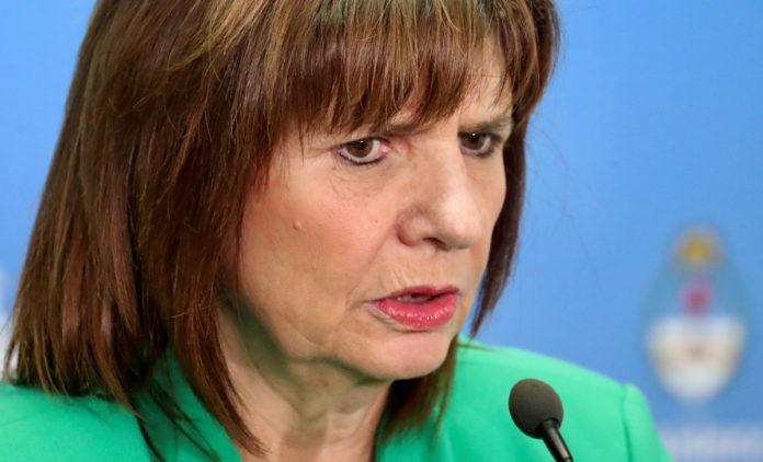 """Patricia Bullrich denunció al Gobierno por """"delito electoral"""""""