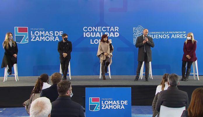 """Cristina Kirchner: """"El FMI va a pretender condicionarnos"""""""