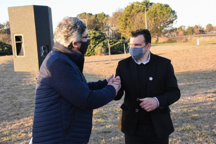 """Rodríguez sobre la """"ruta del cereal"""": """"Es fundamental para impulsar la ruralidad"""""""