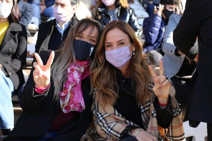"""Tolosa Paz: """"Incluso en pandemia, pudimos sostener la obra pública"""""""