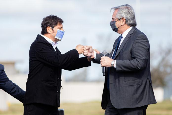 """Fernández apuntó contra la oposición: """"Hay quienes con las muertes negocian"""""""