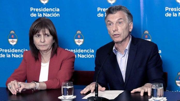 Mauricio Macri y Patricia Bullrich fueron imputados en la causa que investiga supuesto envío de material represivo a Bolivia